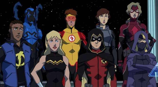 4ª temporada de Justiça Jovem já possui 9 episódios concluídos