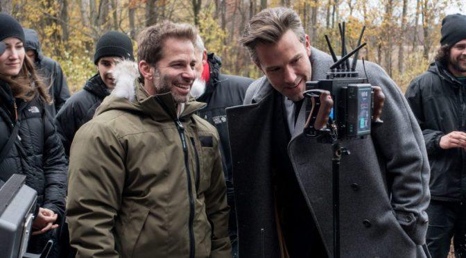 HBO Max e Netflix estão na corrida para fechar acordo com Zack Snyder