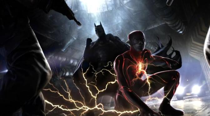 Produção de The Flash é iniciada em Londres