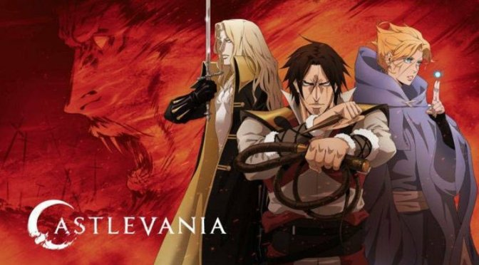 Castlevania chega ao fim na 4ª temporada