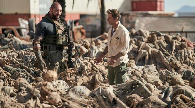 Zack Snyder fala sobre uma possível sequência de Army of the Dead