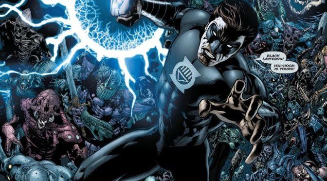 Infinite Frontier provoca novo Lanterna Negro