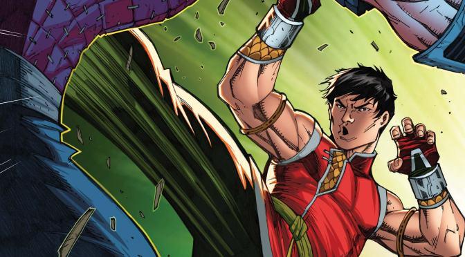 Quem é Shang-Chi, o novo herói do MCU?