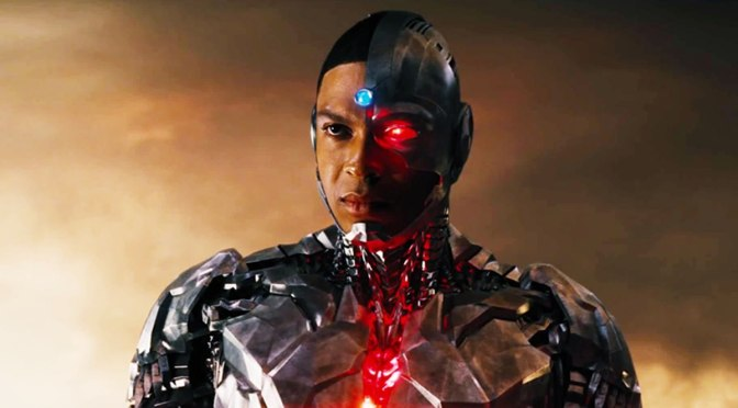 Ray Fisher fala sobre The Flash e seu futuro na DC