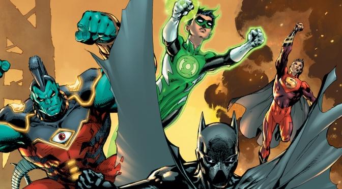 DC apresenta novo herói asiático para antologia nos quadrinhos
