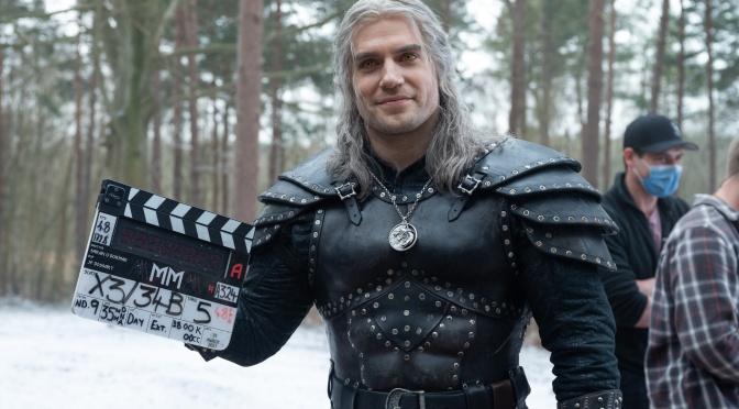 Gravações da 2ª temporada de The Witcher são finalizadas