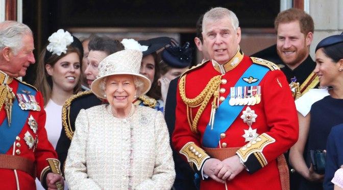 Netflix nega escalação de príncipe Andrew em The Crown
