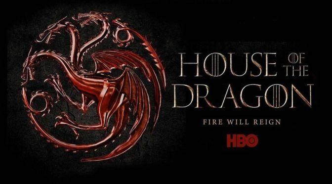 Produção de House of the Dragon já começou