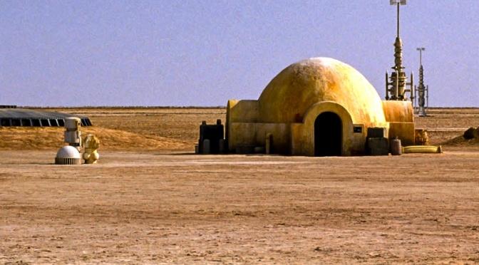 Novas fotos do set de Obi-Wan Kenobi revelam lugar icônico de Star Wars