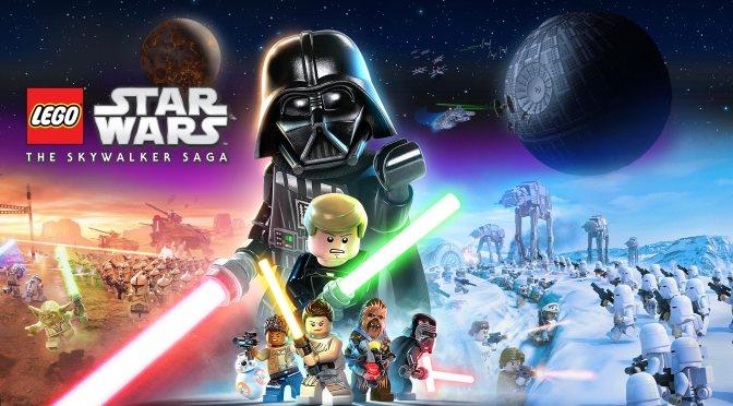 LEGO Star Wars: A Saga Skywalker é adiado
