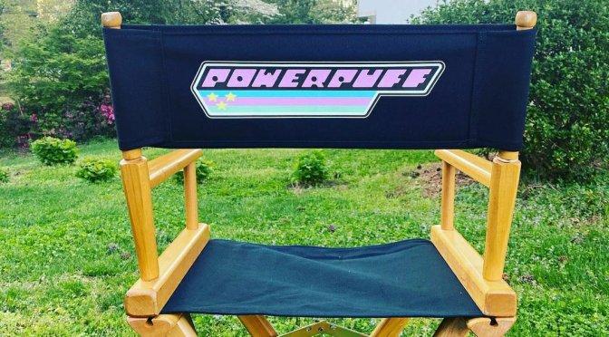 Primeiras imagens do set de Powerpuff são divulgadas