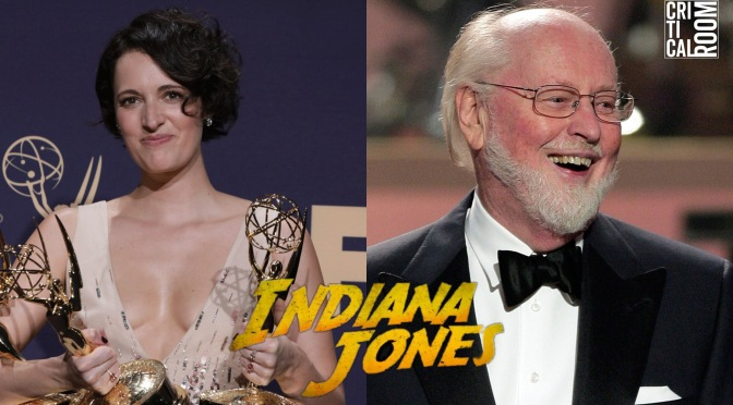 Indiana Jones 5 | Phoebe Waller-Bridge entra para o elenco do filme