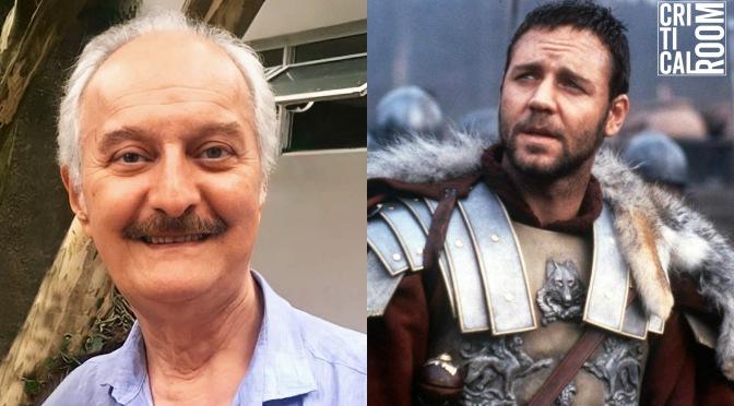 Morre Dário de Castro, dublador de Gladiador, aos 72 anos