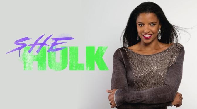 Renée Elise Goldsberry entra para o elenco de She-Hulk