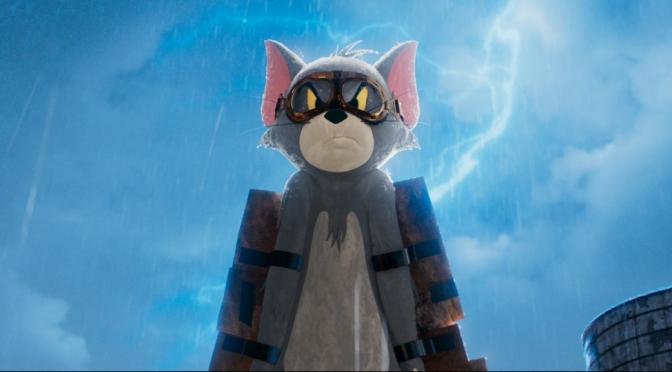 Crítica: Tom & Jerry: O Filme (2021)