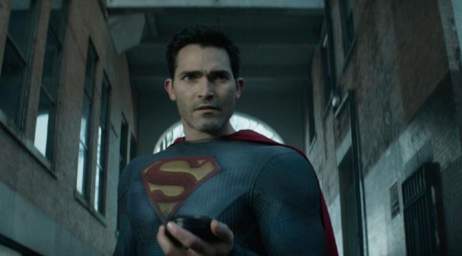 Clark Kent é destaque em novo pôster de Superman & Lois