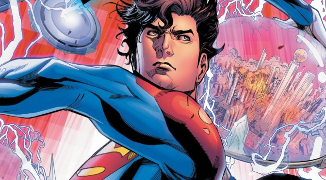 Jonathan Kent irá assumir o manto de Superman em novo título