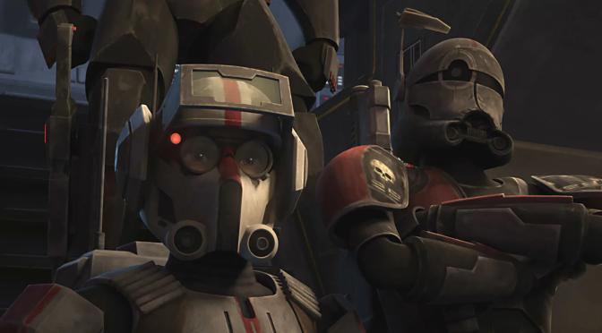 Disney+ revela novo pôster de Star Wars: The Bad Batch