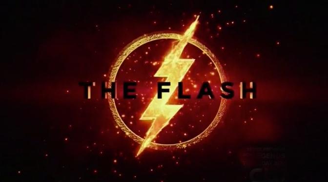 The Flash ganha logo e inicia suas filmagens