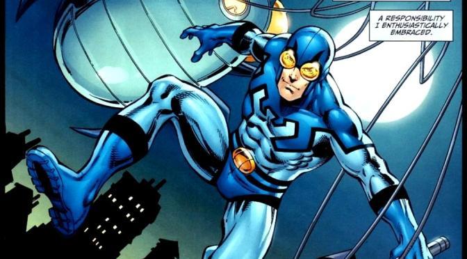 DC Showcase do Besouro Azul ganha sinopse