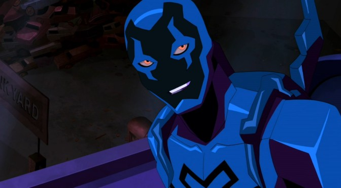 Besouro Azul | Filme entrou em pré-produção