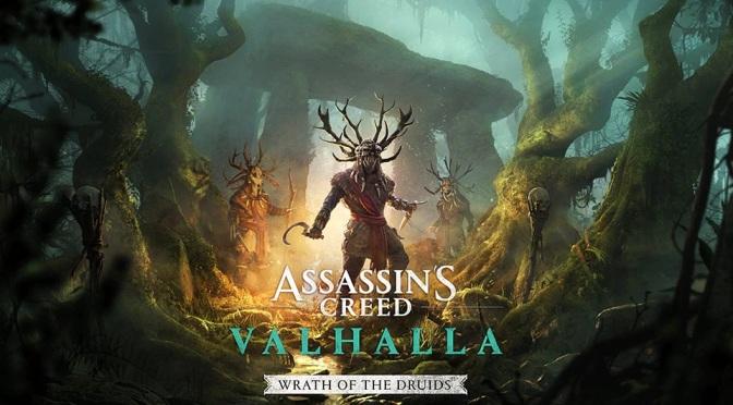 Assassin's Creed Valhalla | Wrath of the Druids ganha trailer