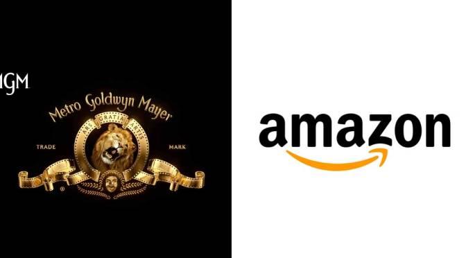 Amazon adquire a MGM por US$ 8,45 bilhões