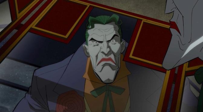 DC divulga novas imagens de Batman: O Longo Dia das Bruxas – Parte Um