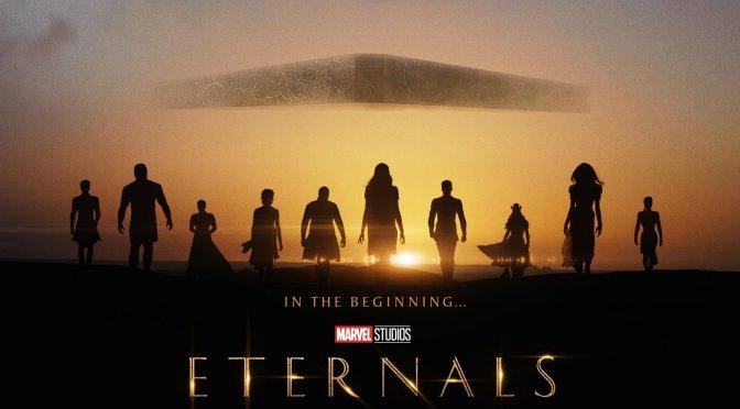 Eternos | Marvel divulga teaser trailer do filme; veja