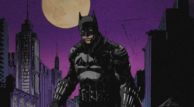 The Batman | Arte vazada mostra herói segurando um batarangue