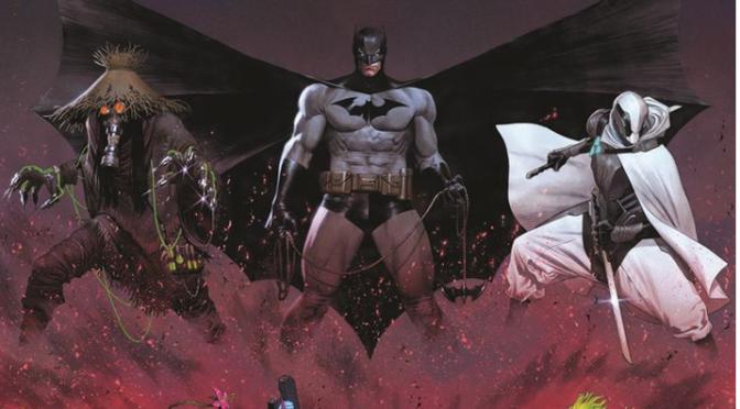 Fear State   DC anuncia novo evento nos quadrinhos