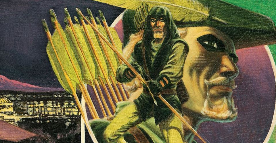 green-arrow-oliver-queen-the-longbow-hunters