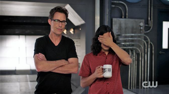The Flash | Tom Cavanagh e Carlos Valdes não retornam para 8ª temporada
