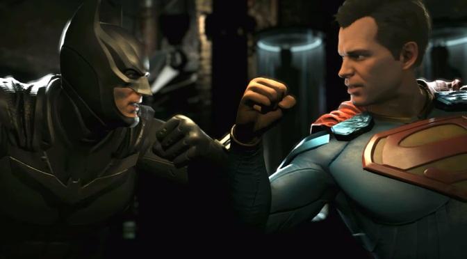 Injustice ganhará filme animado pela DC