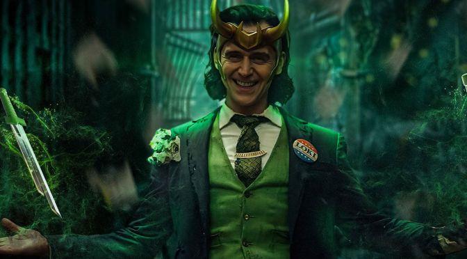 Loki ganha novos pôsteres pela Marvel