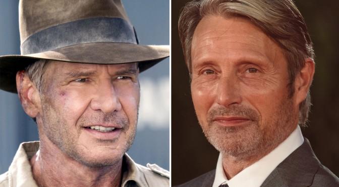 Mads Mikkelsen fala sobre o roteiro de Indiana Jones 5