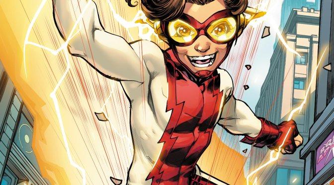 Fotos do set de The Flash revelam visual de Bart Allen