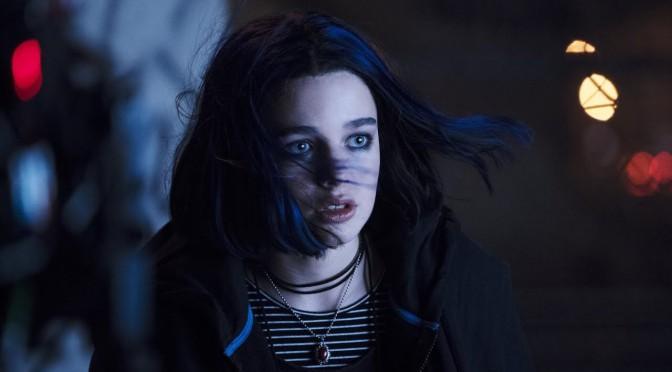 Titãs | Ravena aparece em imagem nos bastidores da 3ª temporada