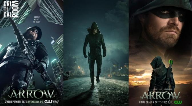 Semana Heroica | Da pior a melhor temporada de Arrow