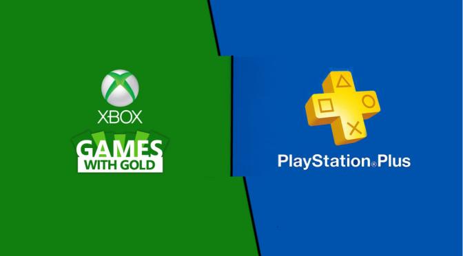 Confira os jogos gratuitos da Xbox Live Gold e Playstation Plus de junho
