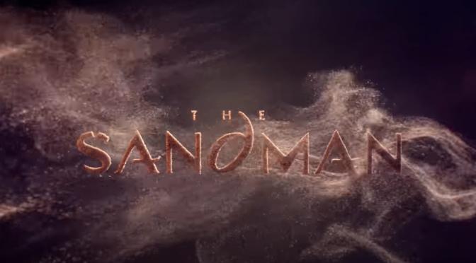 The Sandman | Série tem logo vazada na internet