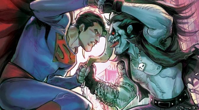 DC anuncia minissérie de  Superman vs Lobo