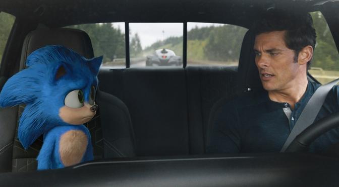 Produção de Sonic 2 é concluída no Canadá