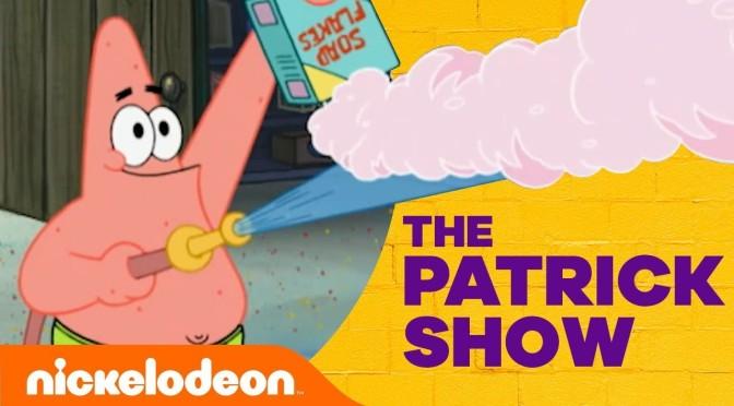 The Patrick Star Show | Série animada derivada de Bob Esponja ganha teaser