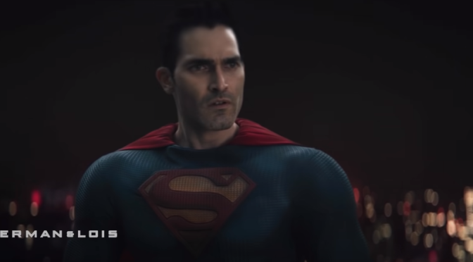 Superman & Lois ganha trailer de temporada épico