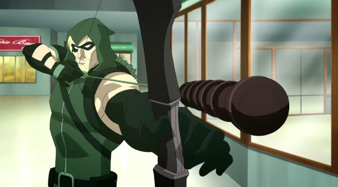 Crítica: DC Showcase – Arqueiro Verde (2010)