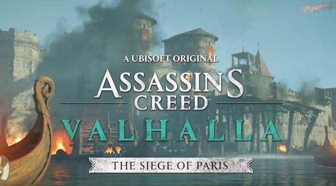 Assassin's Creed Valhalla | Vikings irão invadir a França em nova DLC