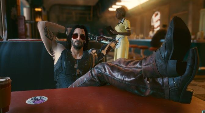 Cyberpunk 2077 vai retornar a PlayStation Store em 21 de junho