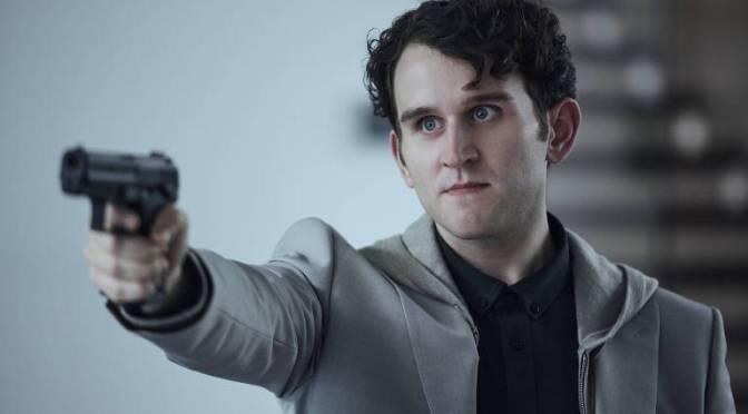 Harry Melling será Edgar Allan Poe em filme da Netflix