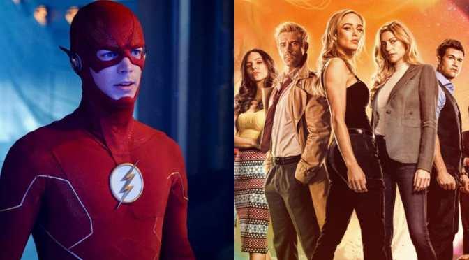 CW define datas para novas temporada de Legends of Tomorrow, The Flash e mais 12 séries